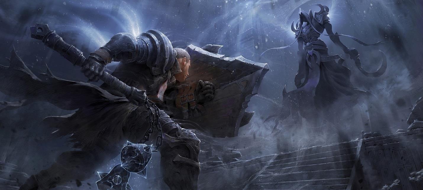 Слух: Diablo 4 будет мрачной игрой-сервисом