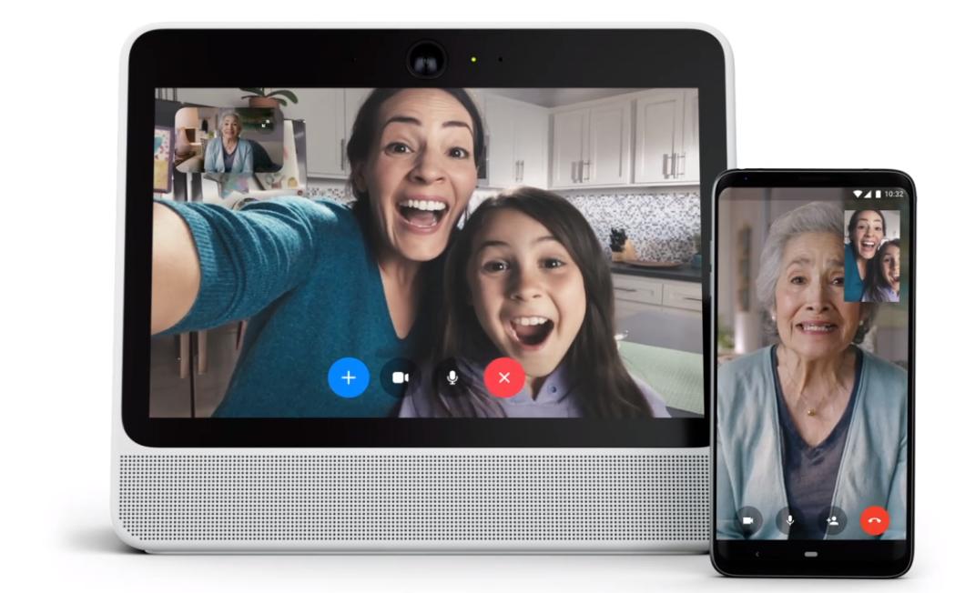 Facebook представила камеру для дома — разве что-то может пойти не так