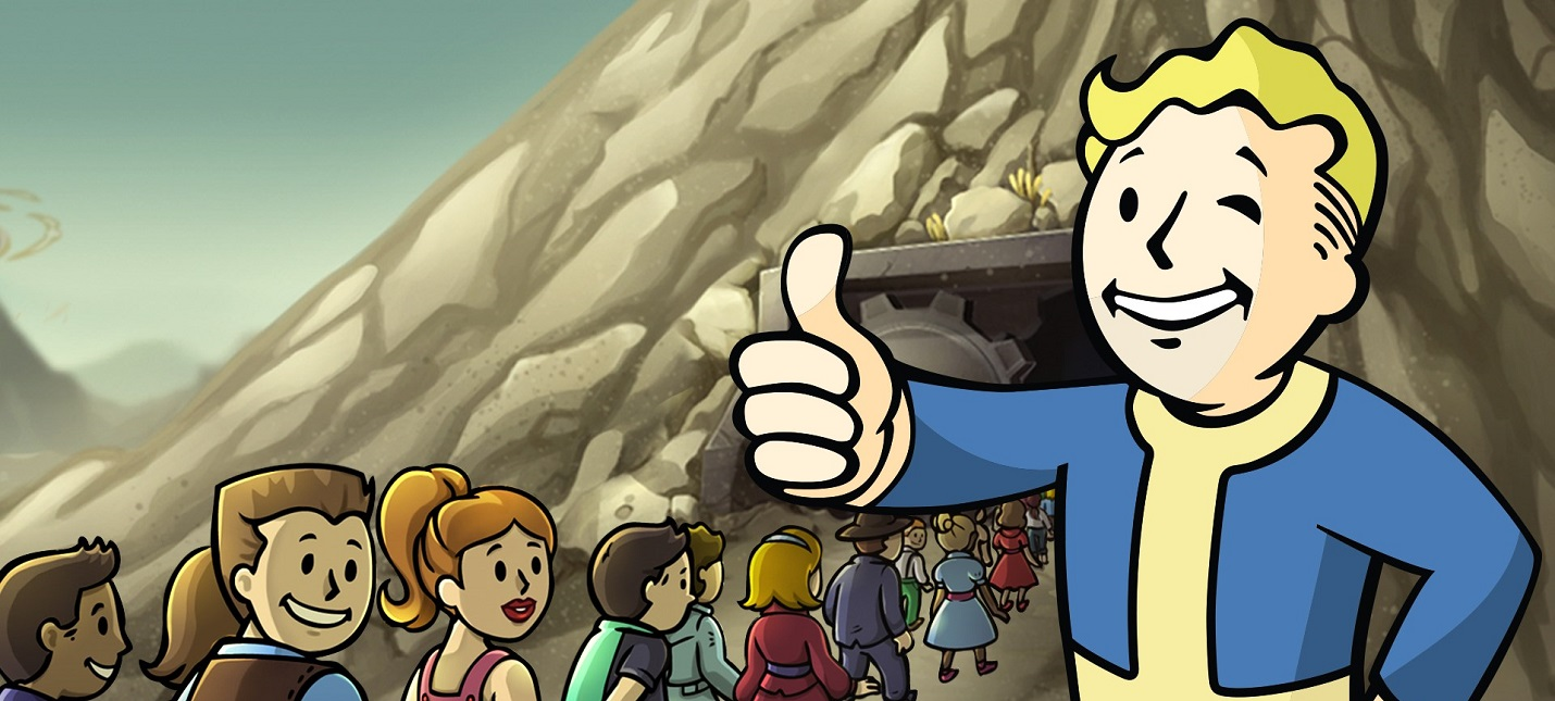 Тодд Говард рассказал, откуда брал вдохновение для Fallout Shelter