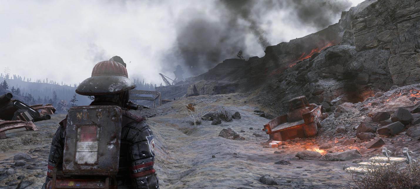 Что будет, если во время игры в Fallout 76 пропадёт интернет-соединение