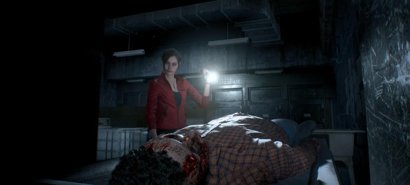 Capcom поделилась деталями разработки Resident Evil 2