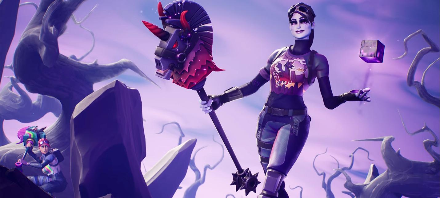 Epic Games подала в суд на ютуберов, продающих читы для Fortnite
