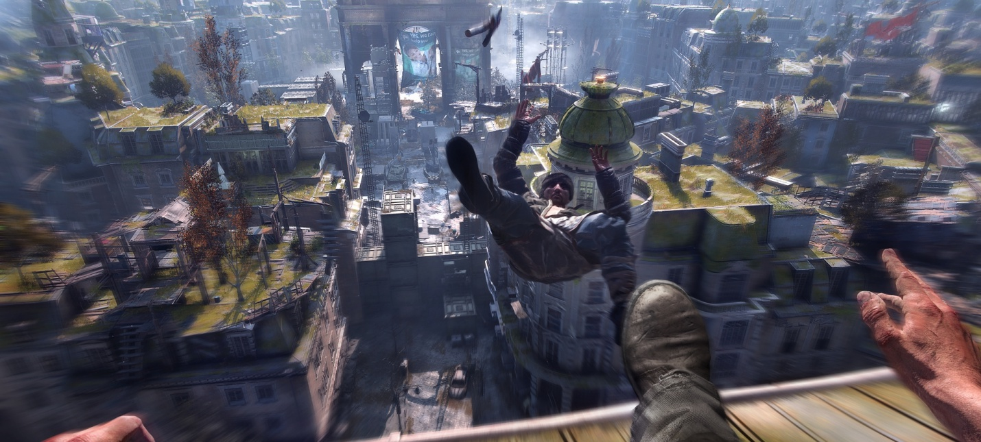 В Dying Light 2 будет множество движений для паркура
