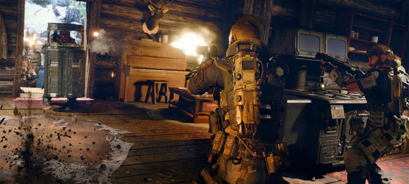 Вечерний стрим Shazoo: Black Ops 4
