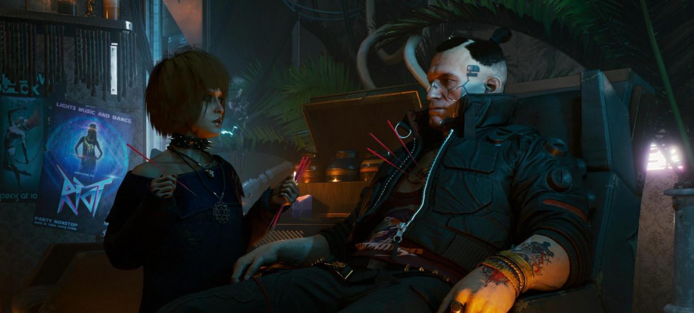 CDPR не собирается искусственно растягивать Cyberpunk 2077