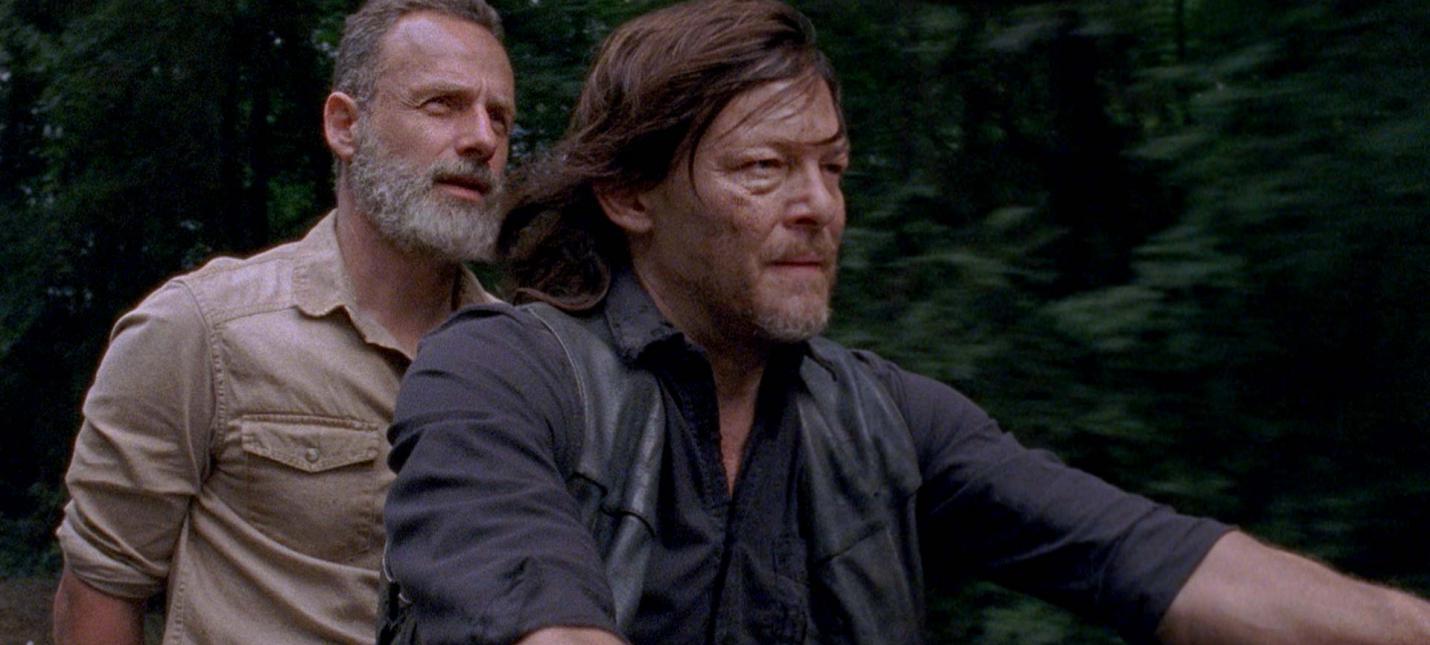 """Второй эпизод девятого сезона """"Ходячих мертвецов"""" поставил новый антирекорд"""