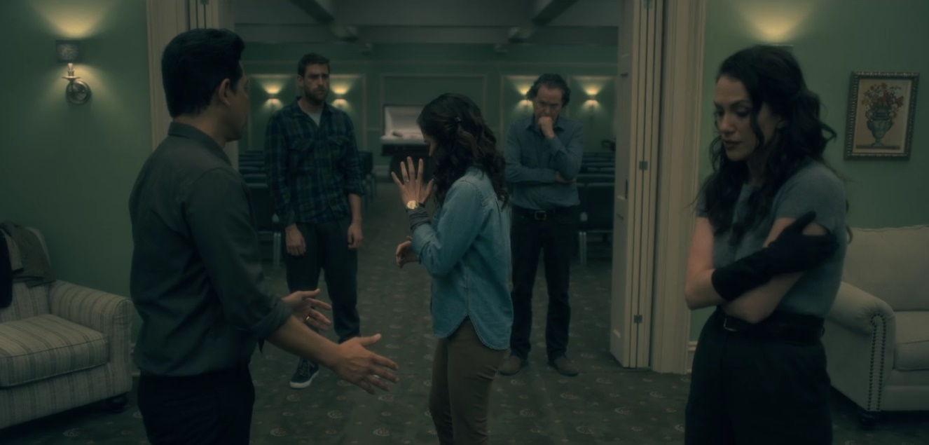 A Show To Go: The Haunting of Hill House от Netflix
