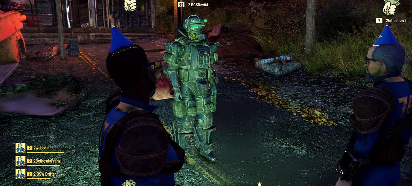 Крис Авеллон похвалил Fallout 76 за эксперимент с мультиплеером