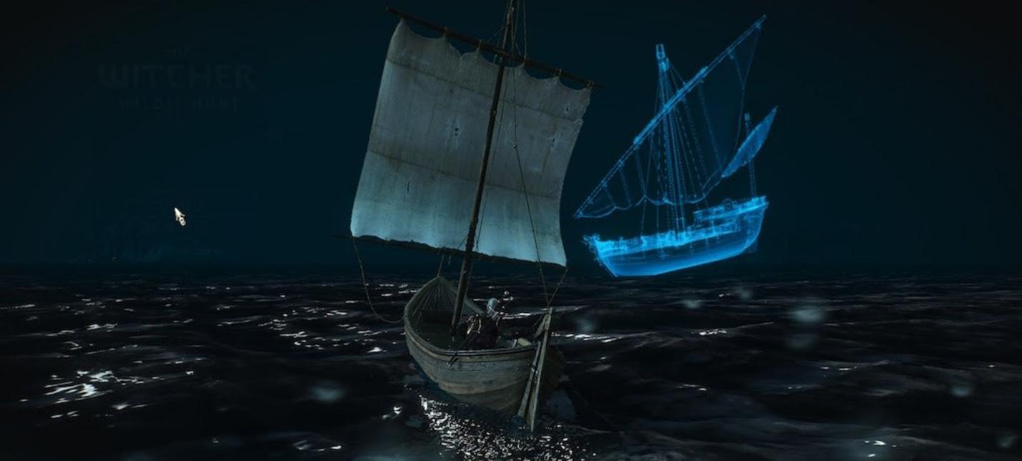 CD Projekt Red рассказала о корабле-призраке — малоизвестной пасхалке в The Witcher 3