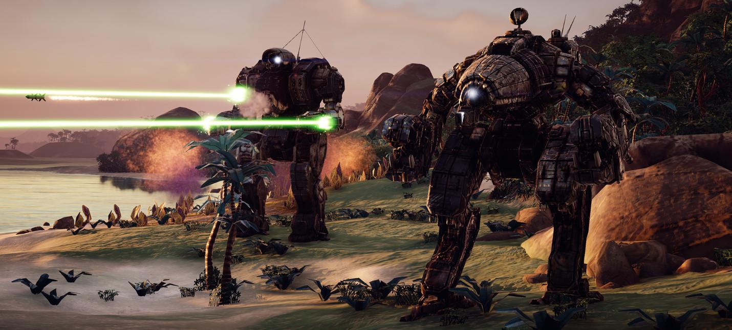 Новый трейлер и дата релиза DLC Flashpoint для BattleTech