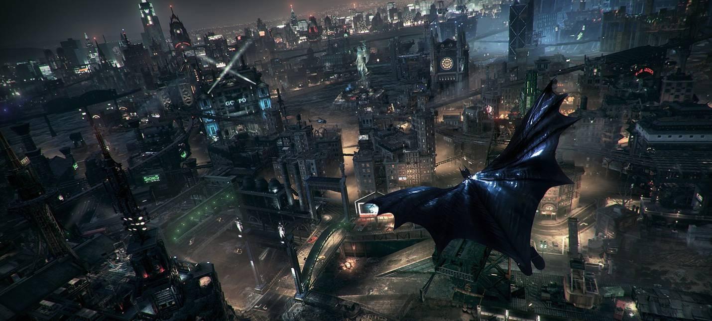 Слух: Разработчики Batman: Arkham Origins делают ААА-игру с открытым миром во вселенной DC
