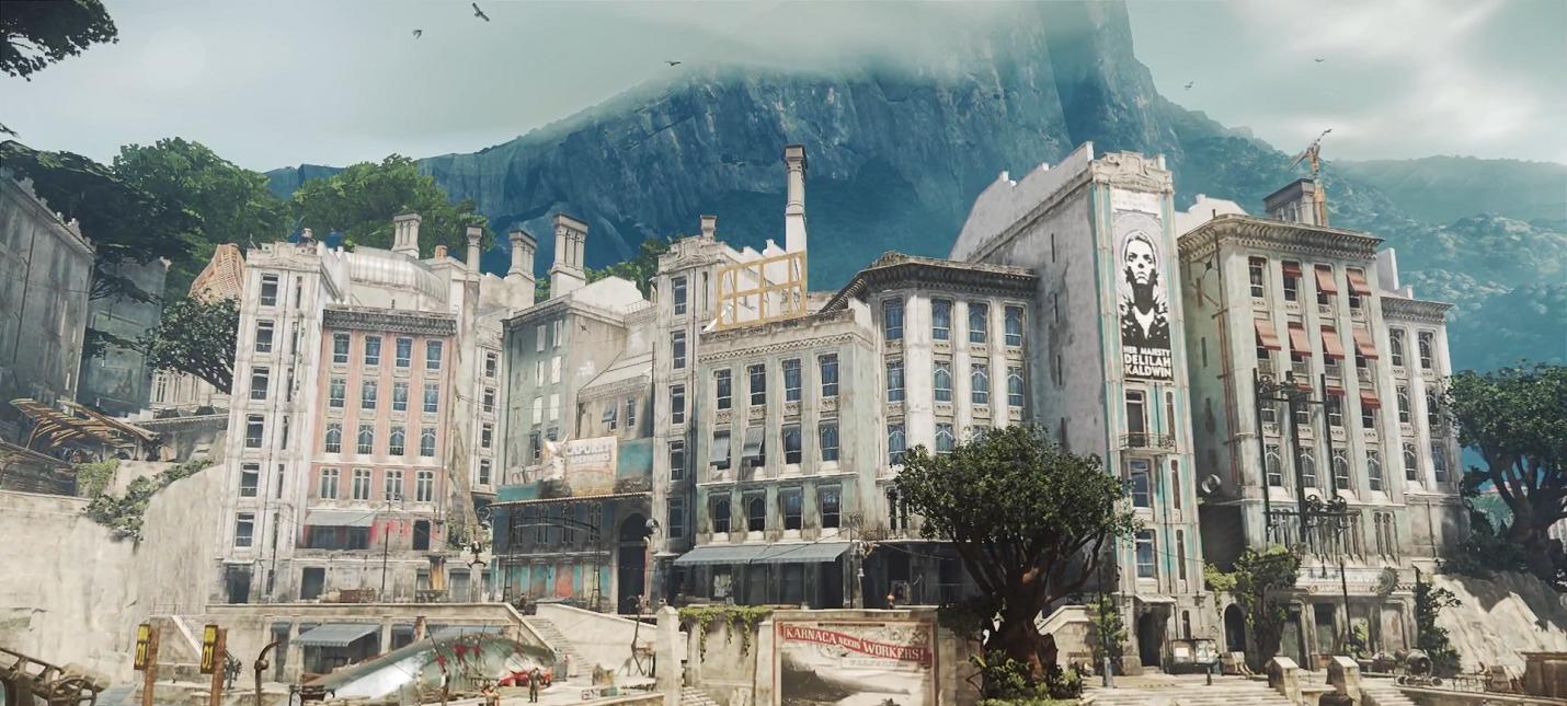 Фанат воссоздал город из Dishonored 2 в Planet Coaster