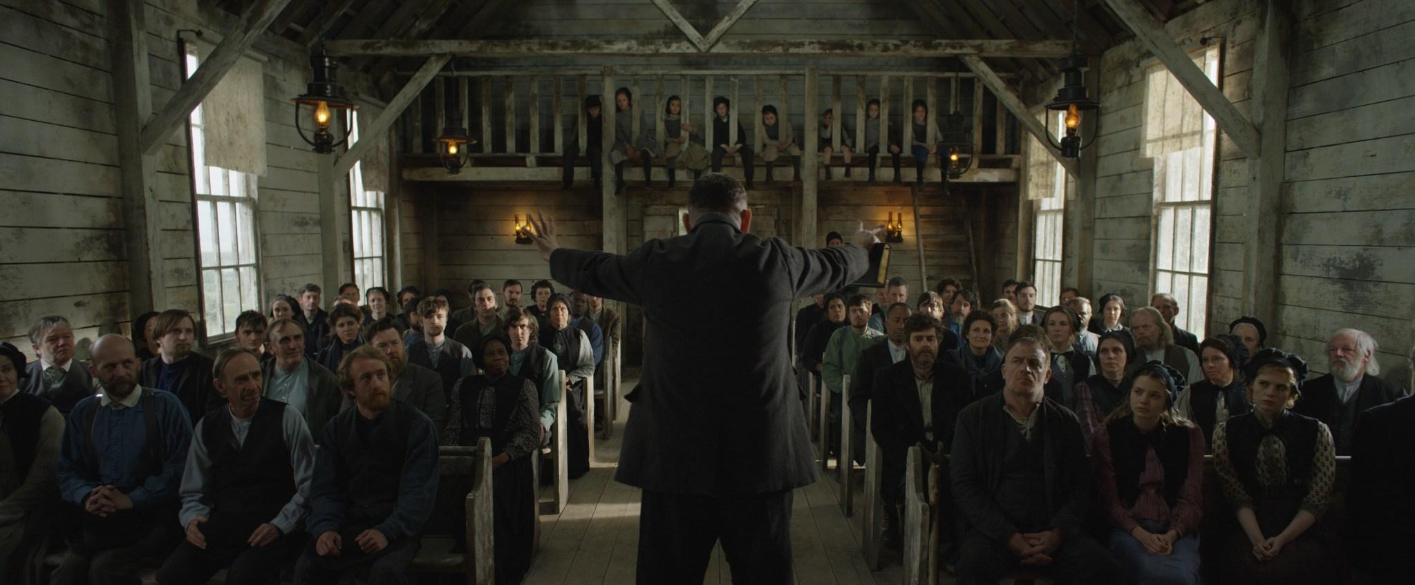 Бремя изгоев: Рецензия на Apostle от Netflix