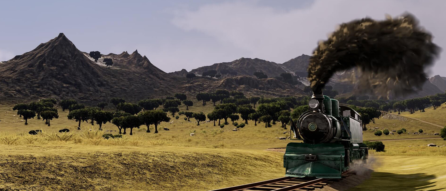 Railway Empire получила дополнение Crossing the Andes