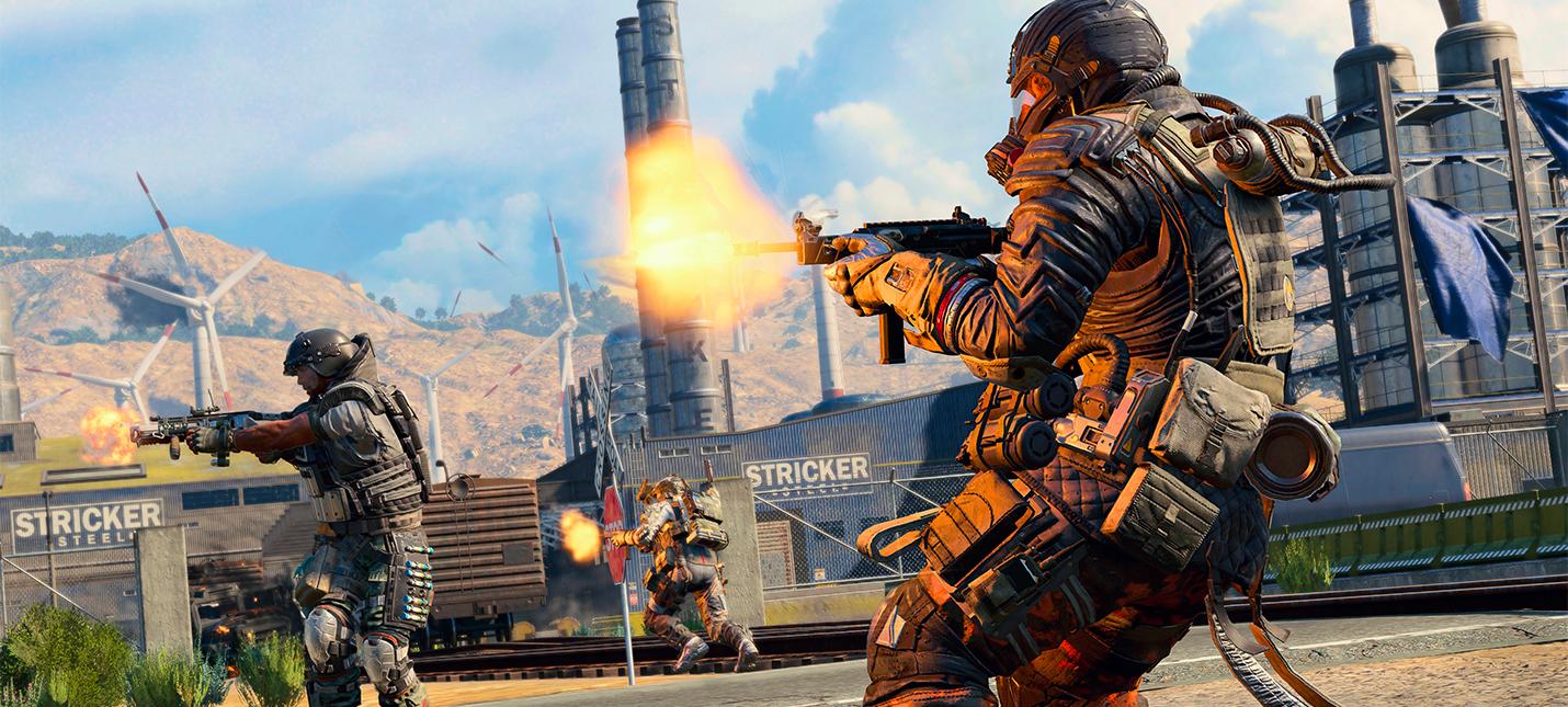Call of Duty: Black Ops 4 продолжает удерживать лидерство в UK-чарте