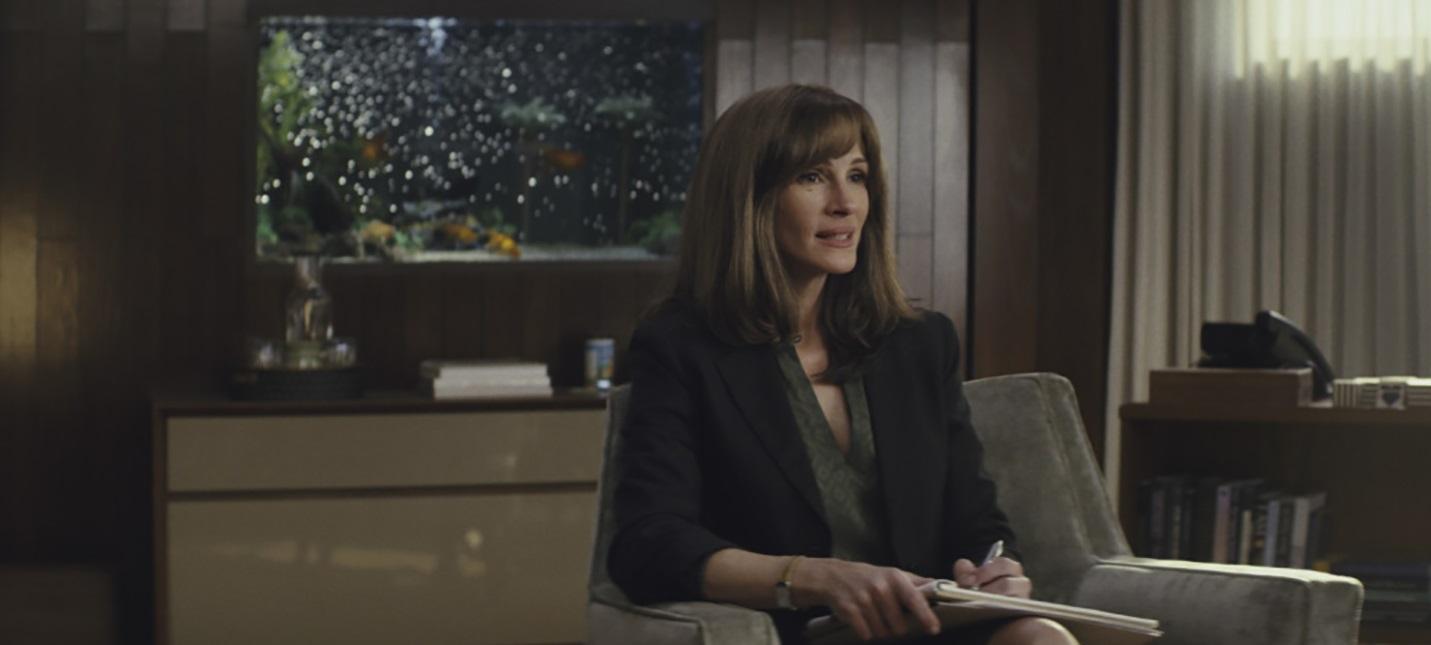 Новый трейлер параноидального сериала Homecoming с Джулией Робертс