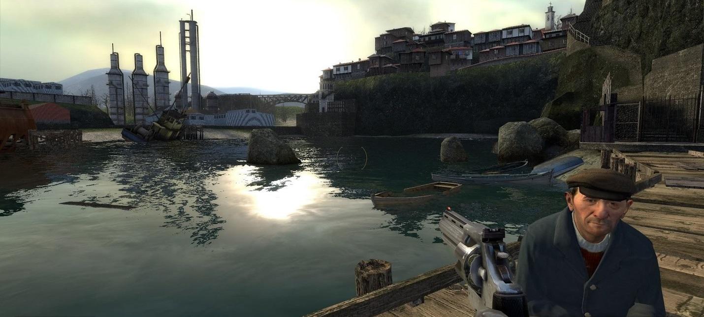 Уровень Lost Coast из Half-Life 2 воссоздали в Far Cry 5