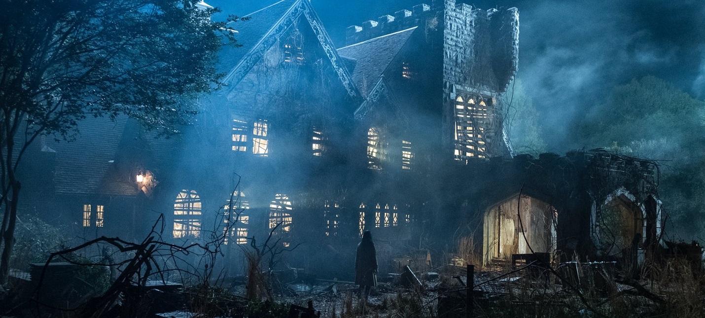 """Новый ролик сериала """"Призраки дома на холме"""" посвящён шестому эпизоду"""