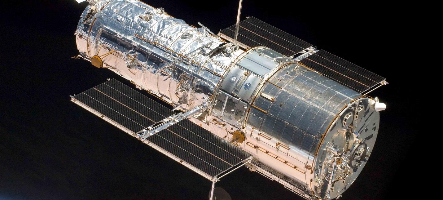 """NASA починила телескоп """"Хаббл"""" обычным перезапуском"""