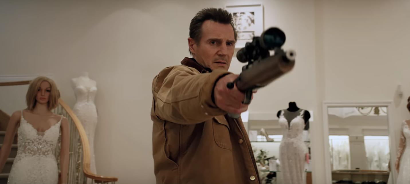 Дебютный трейлер Cold Pursuit — криминальной комедии с Лиамом Нисоном
