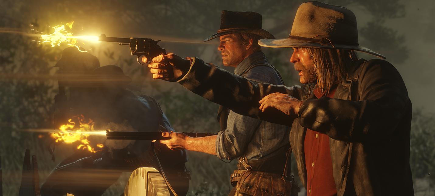 Red Dead Redemption 2 стала самой высоко оцененной игрой этого поколения на Metacritic