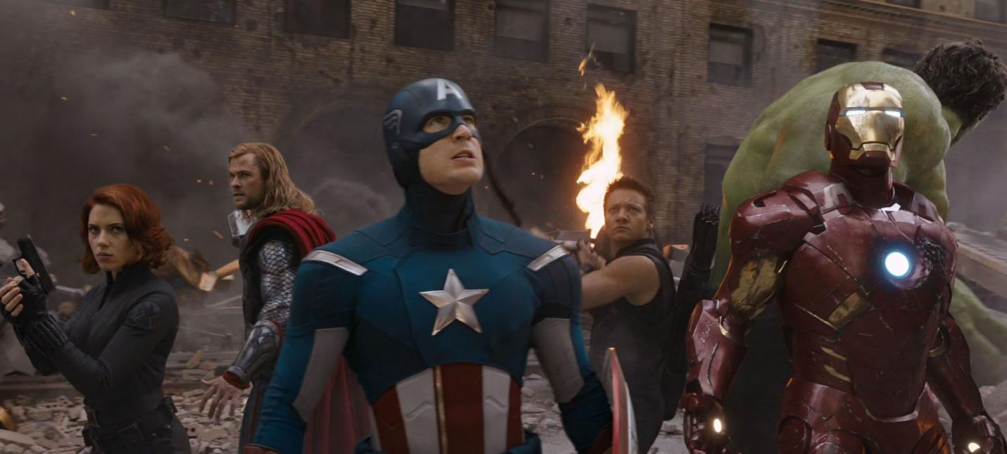"""Кевин Файги: Первый трейлер четвёртых """"Мстителей"""" выйдет до конца года"""