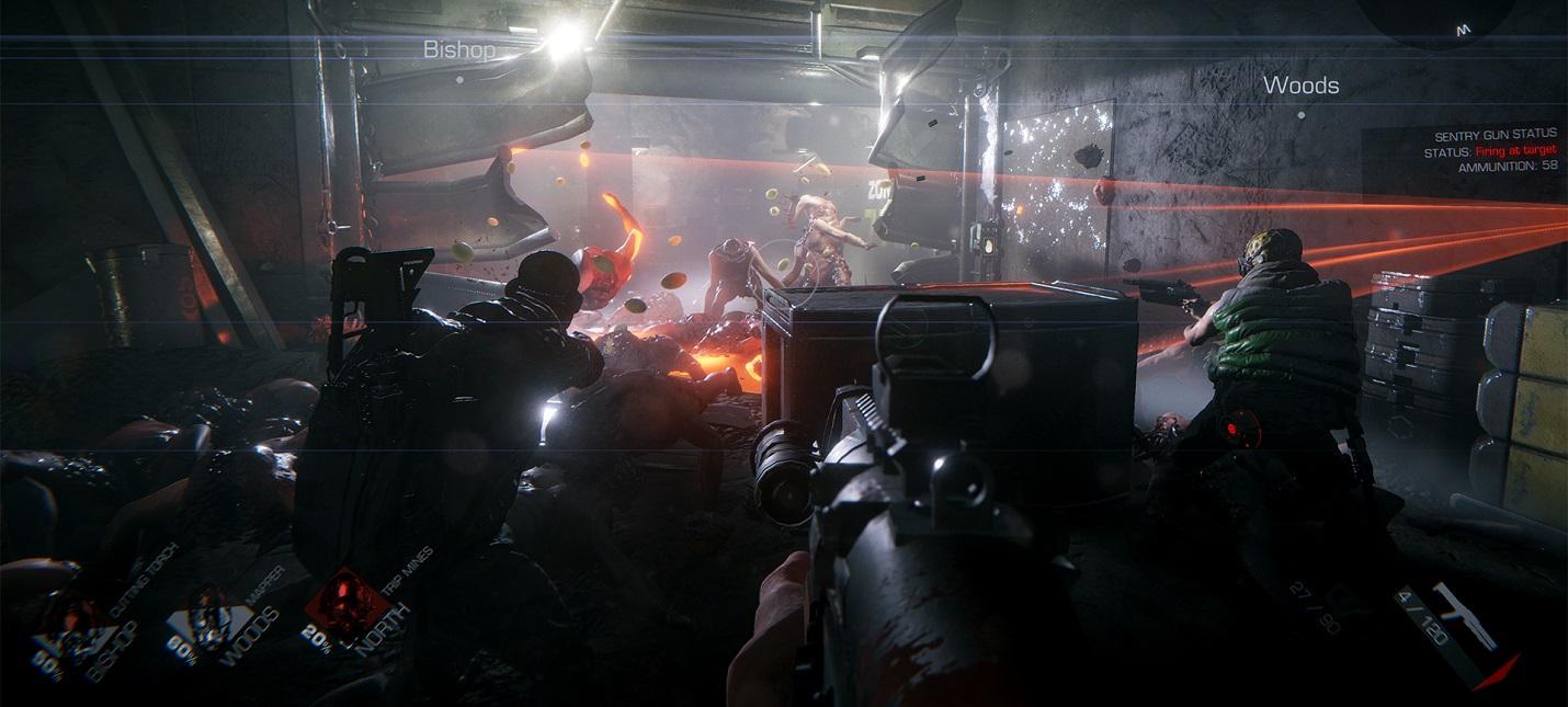 В кооперативном триллере GTFO будет умная система наблюдения за матчами