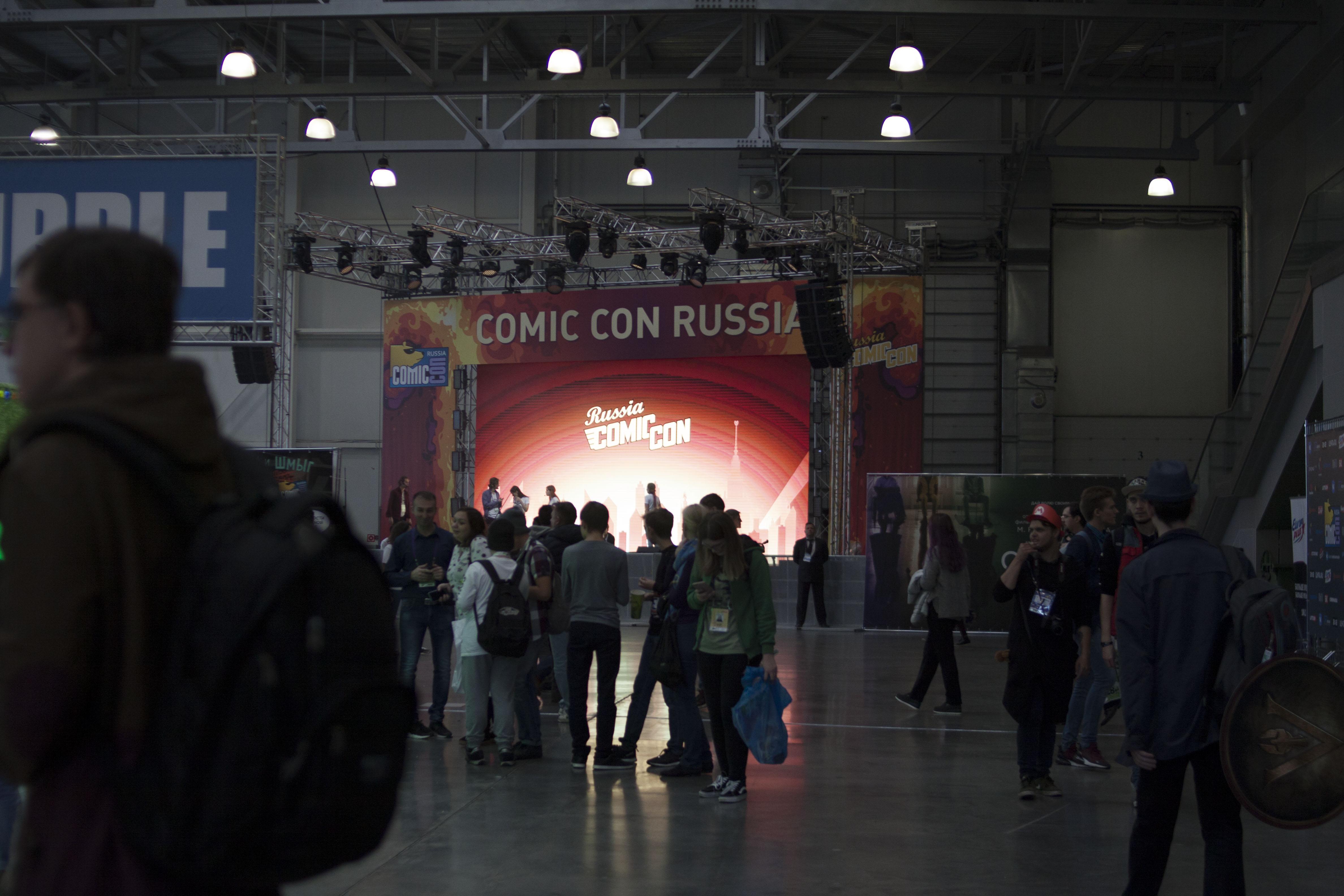 Игромир и Comic-Con 2018: Как это было