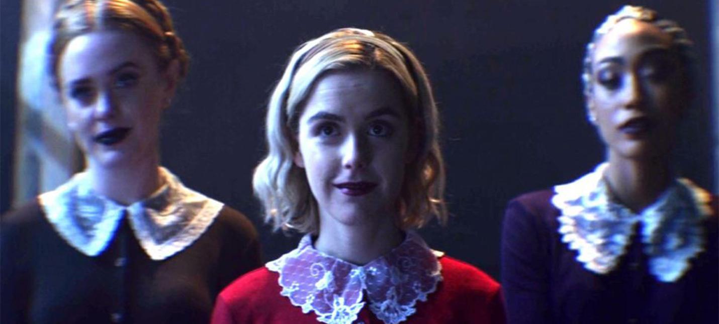 """Эффект размытия в сериале """"Сабрина — маленькая ведьма"""" вызывает головную боль"""