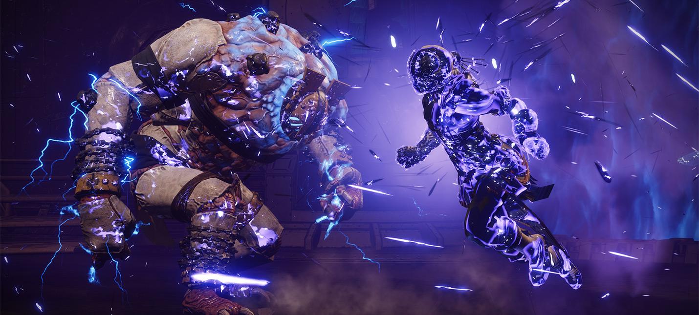 Дополнение Forsaken купило 60% игроков Destiny 2