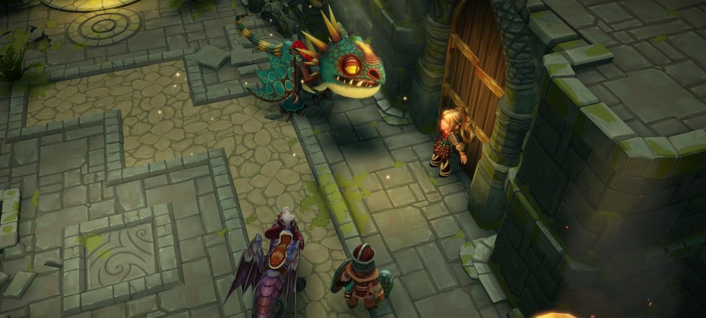 """Dreamworks анонсировала игру по мотивам мультфильма """"Как приручить дракона"""""""