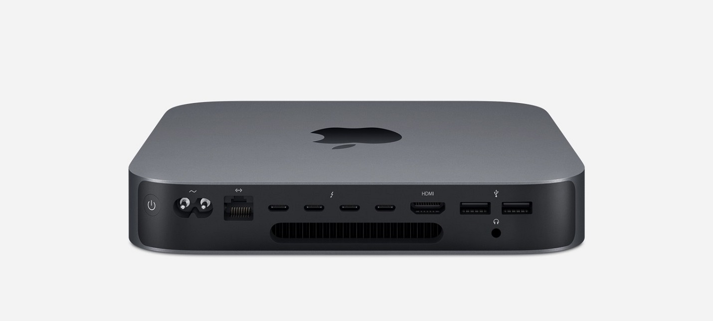 Apple представила компьютер Mac mini нового поколения