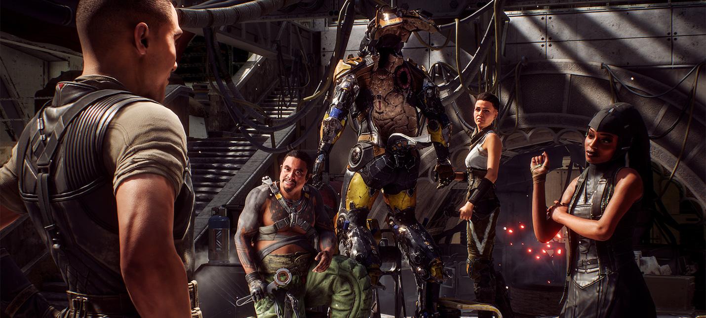 EA надеется, что цифровые продажи Anthem вырастут на 25%