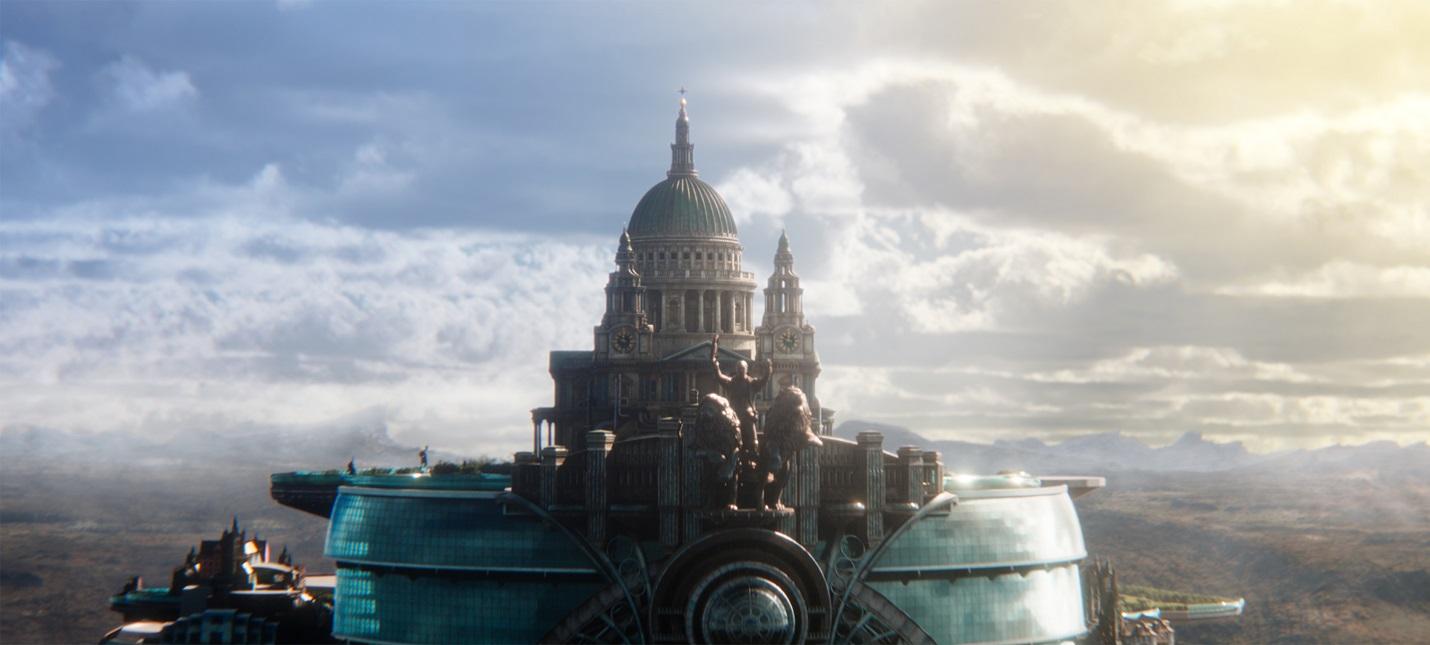 """Питер Джексон: От успеха """"Хроник хищных городов"""" зависит выход игры по мотивам"""