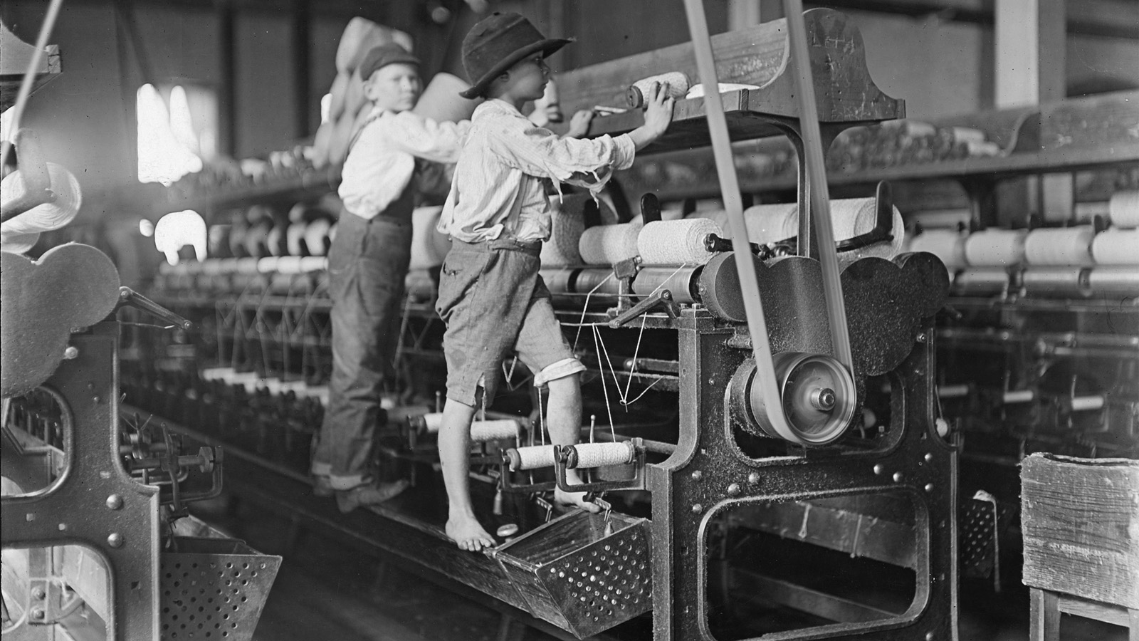 the abuses of child labor in history 23 child labor photographs that changed the face of american industry the battle of blair mountain and the bloody history of american coal mining abuses like.