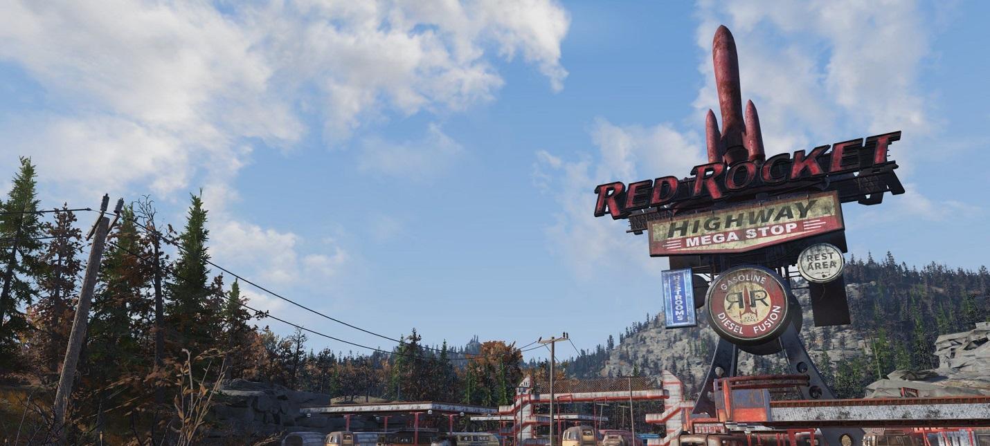 360-градусные скриншоты Fallout 76