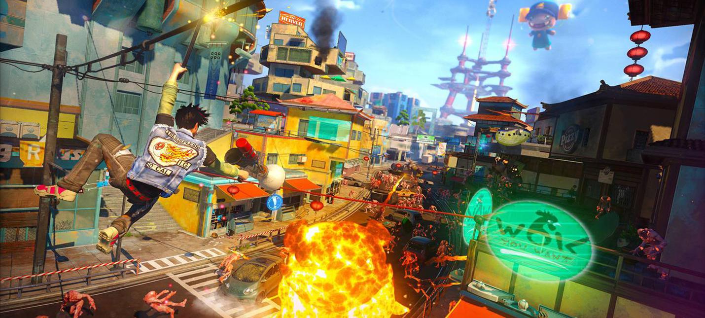 PC-версия Sunset Overdrive получила возрастной рейтинг от агентства ESRB