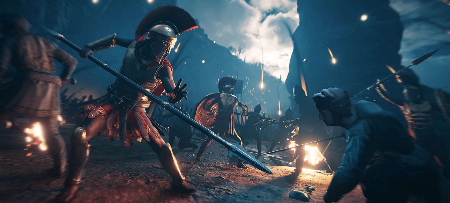 Для Assassin's Creed Odyssey выйдет бесплатное сюжетное DLC