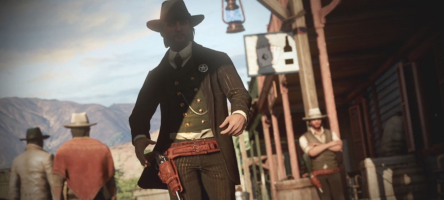 Как получить каску шахтера и костяной нож в Red Dead Redemption 2