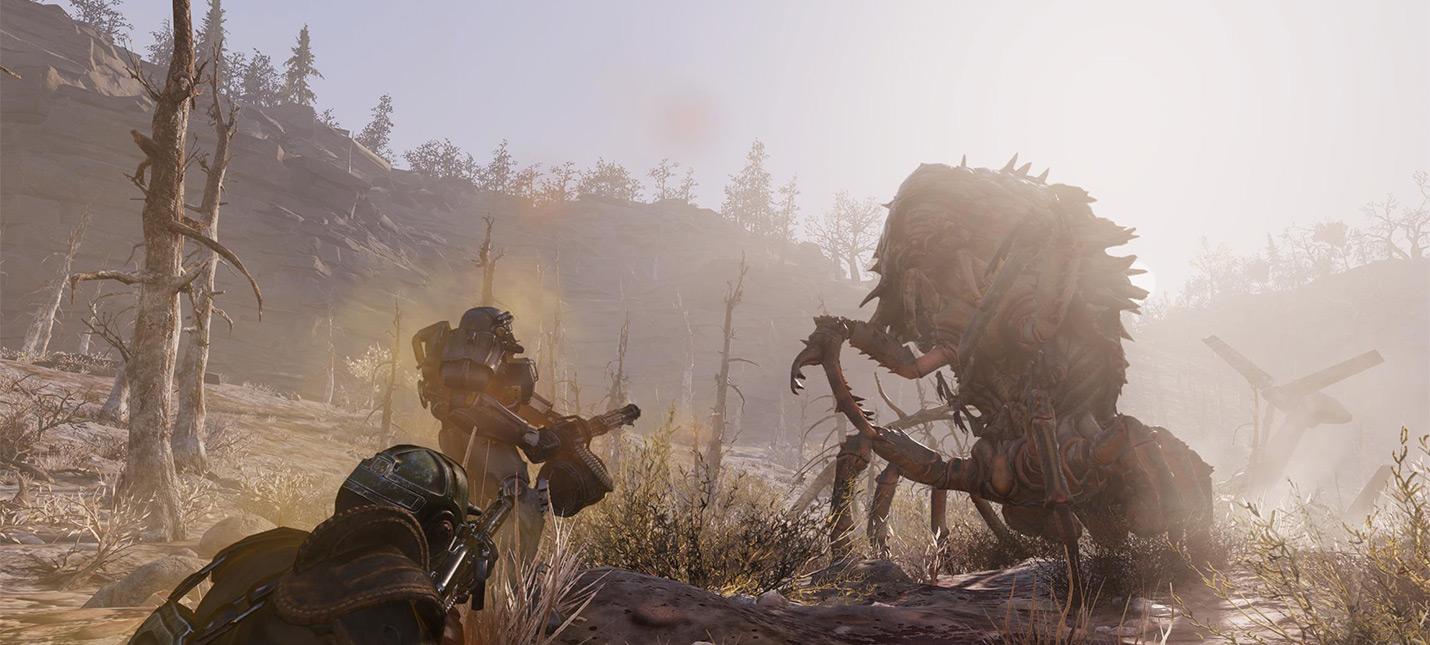 Все косметические вещи Fallout 76 из магазина Атомов
