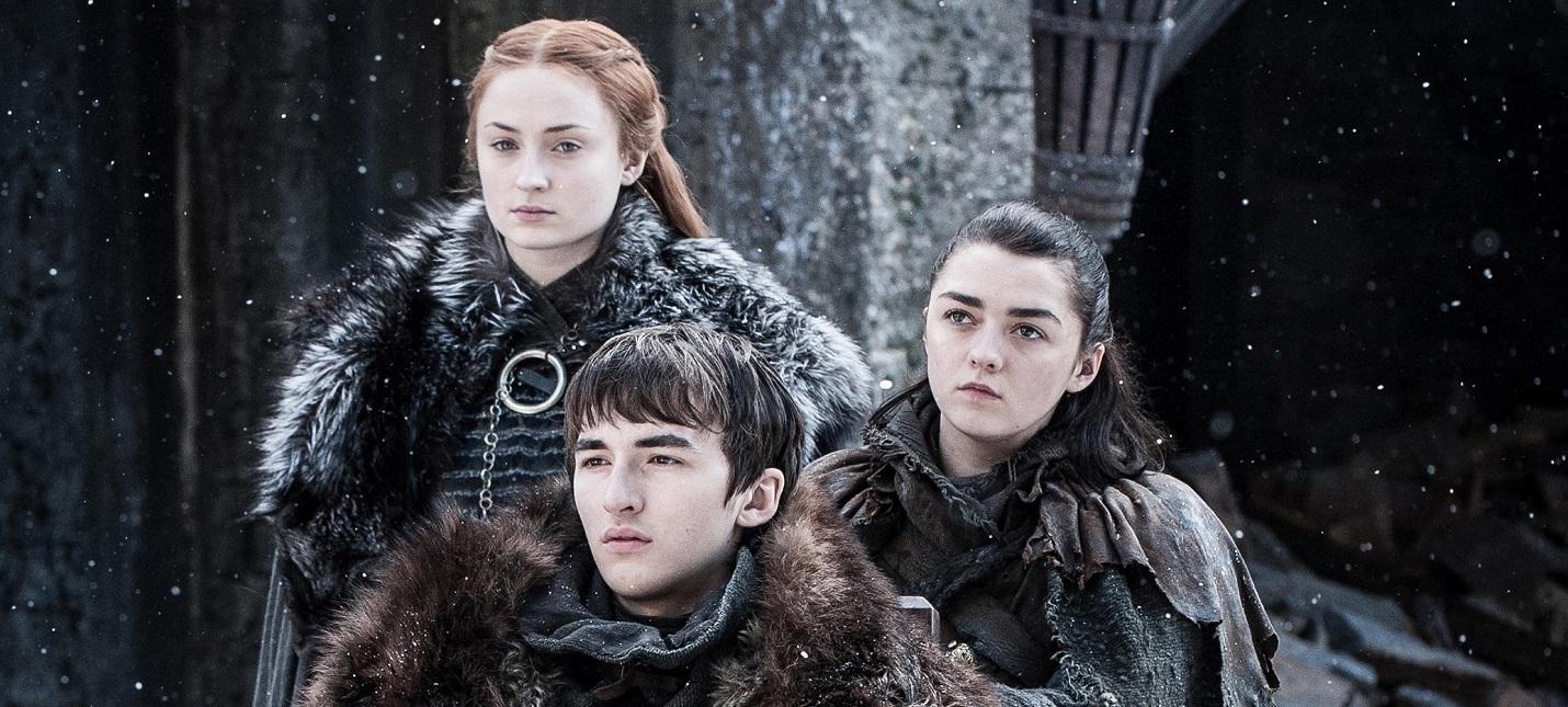 """Финальный сезон """"Игры престолов"""" планировали снять в виде трёх фильмов"""