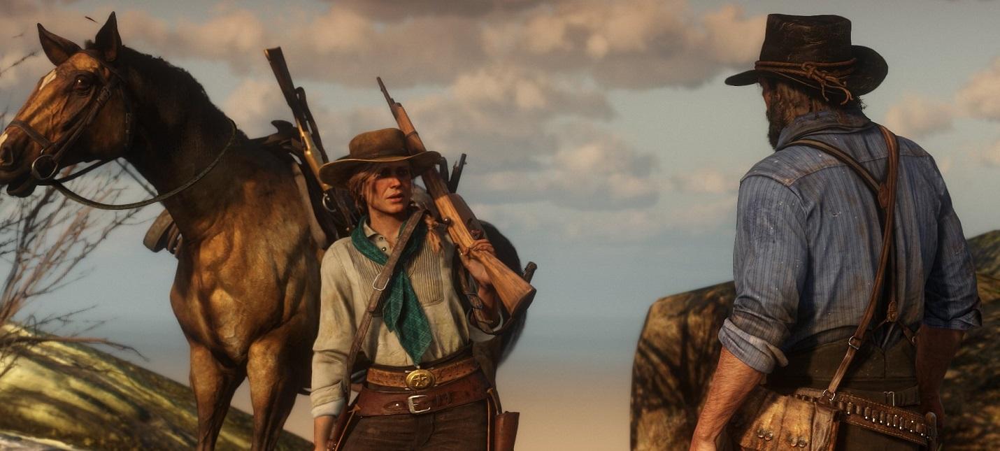 Как разгадать загадку со статуями в Red Dead Redemption 2
