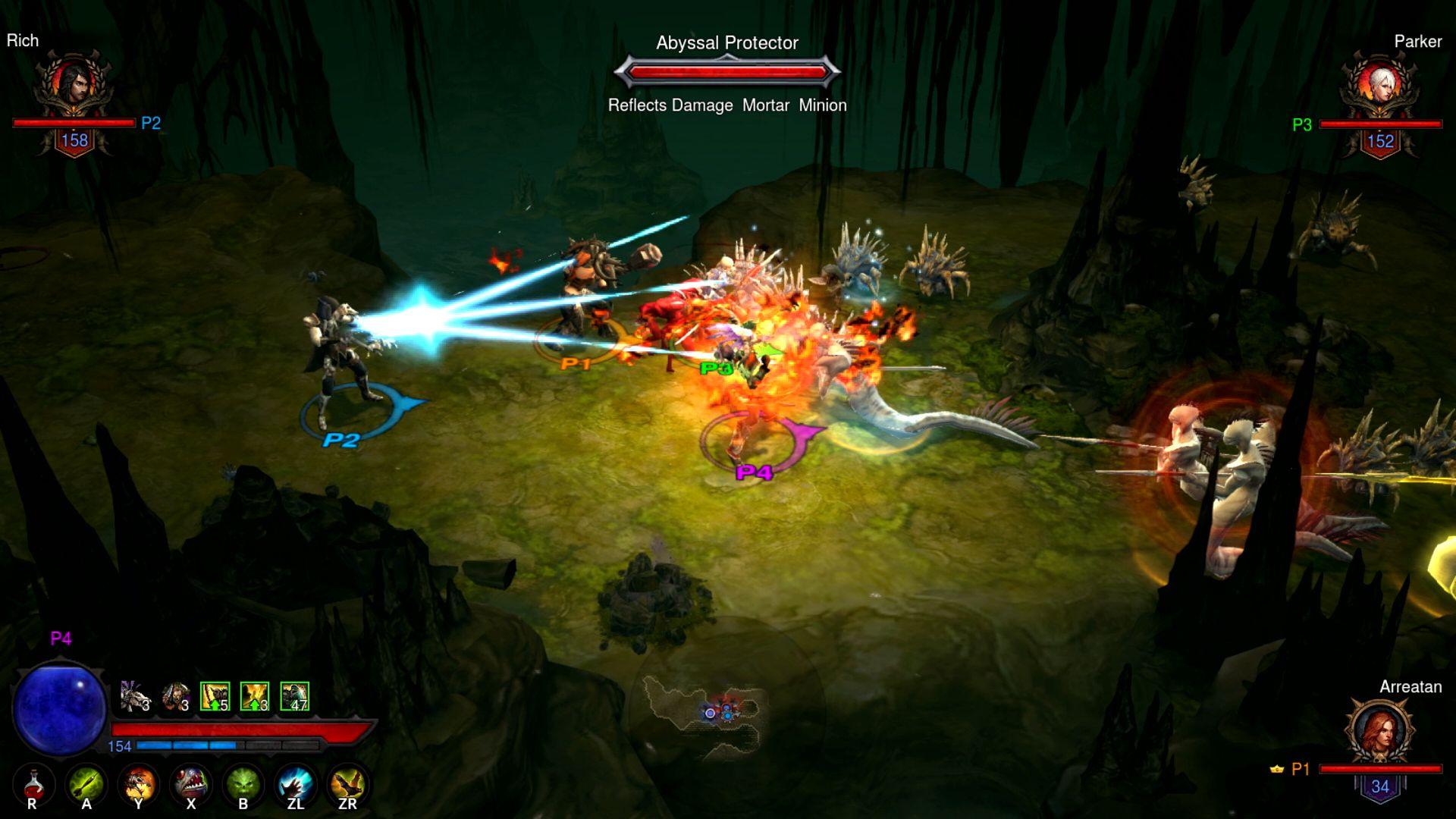 В гостях у дьявола: Обзор Diablo III: Eternal Collection для Nintendo Switch