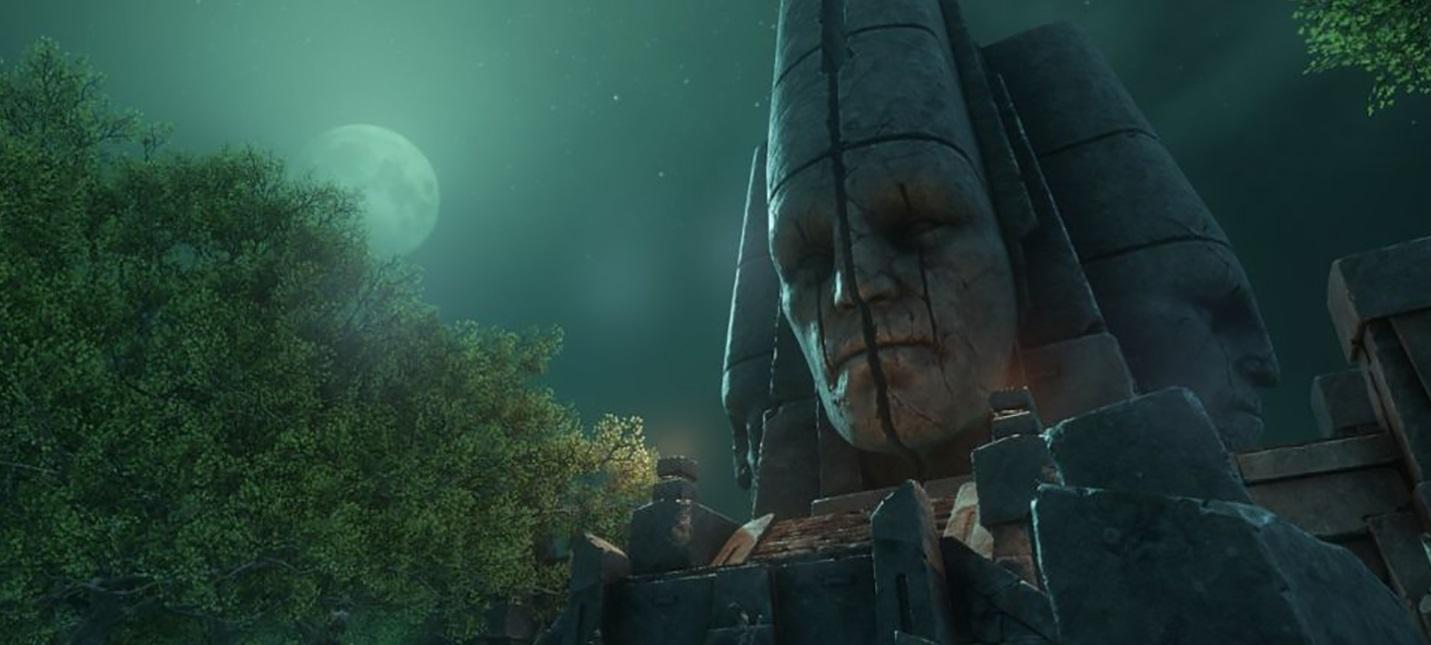 Новые скриншоты New World — масштабной MMORPG от Amazon