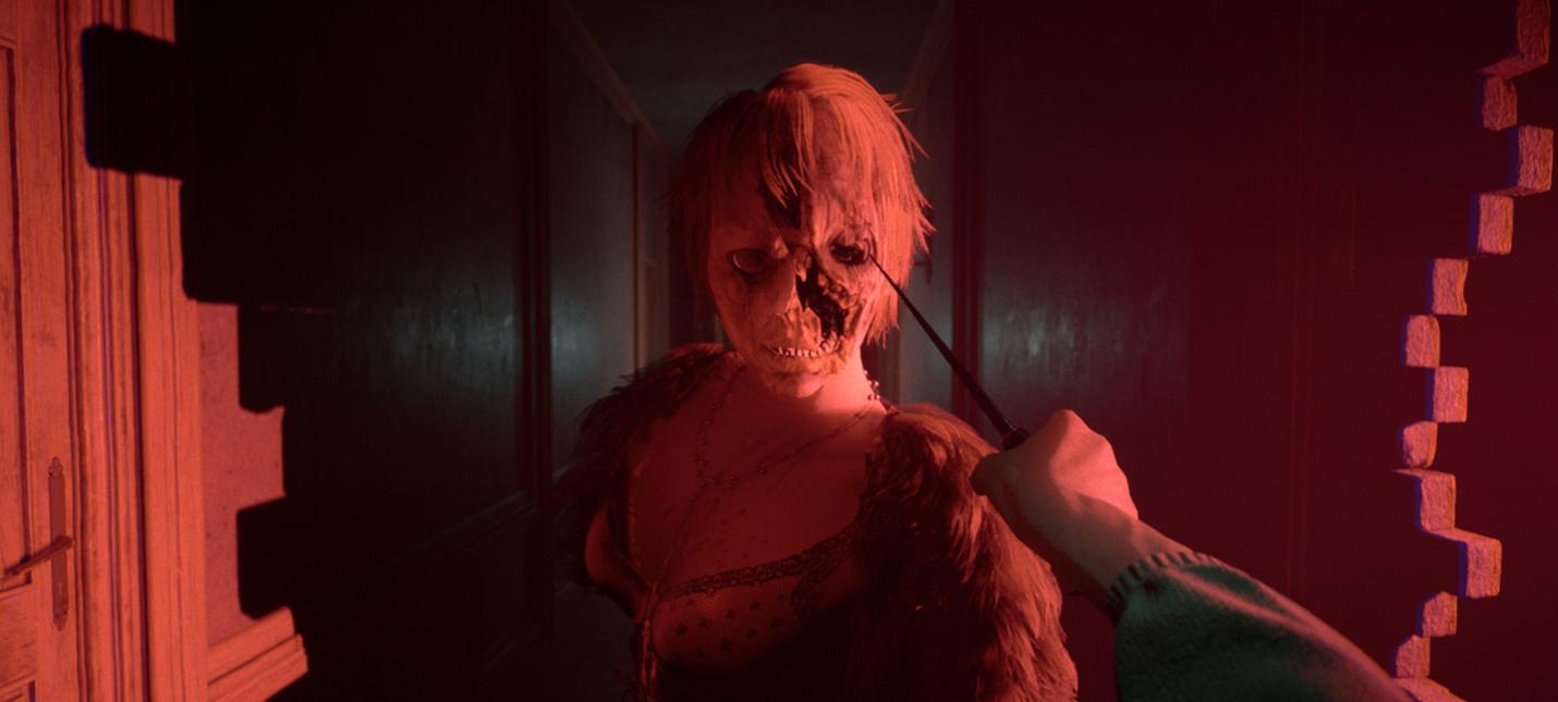Разработчики Agony анонсировали хоррор Paranoid