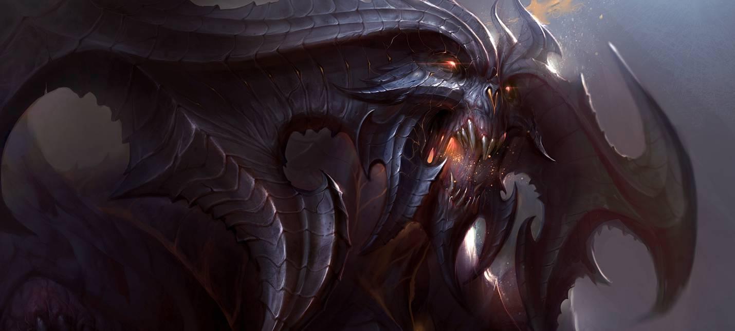 Источник: Blizzard собиралась анонсировать Diablo 4 на Blizzcon 2018