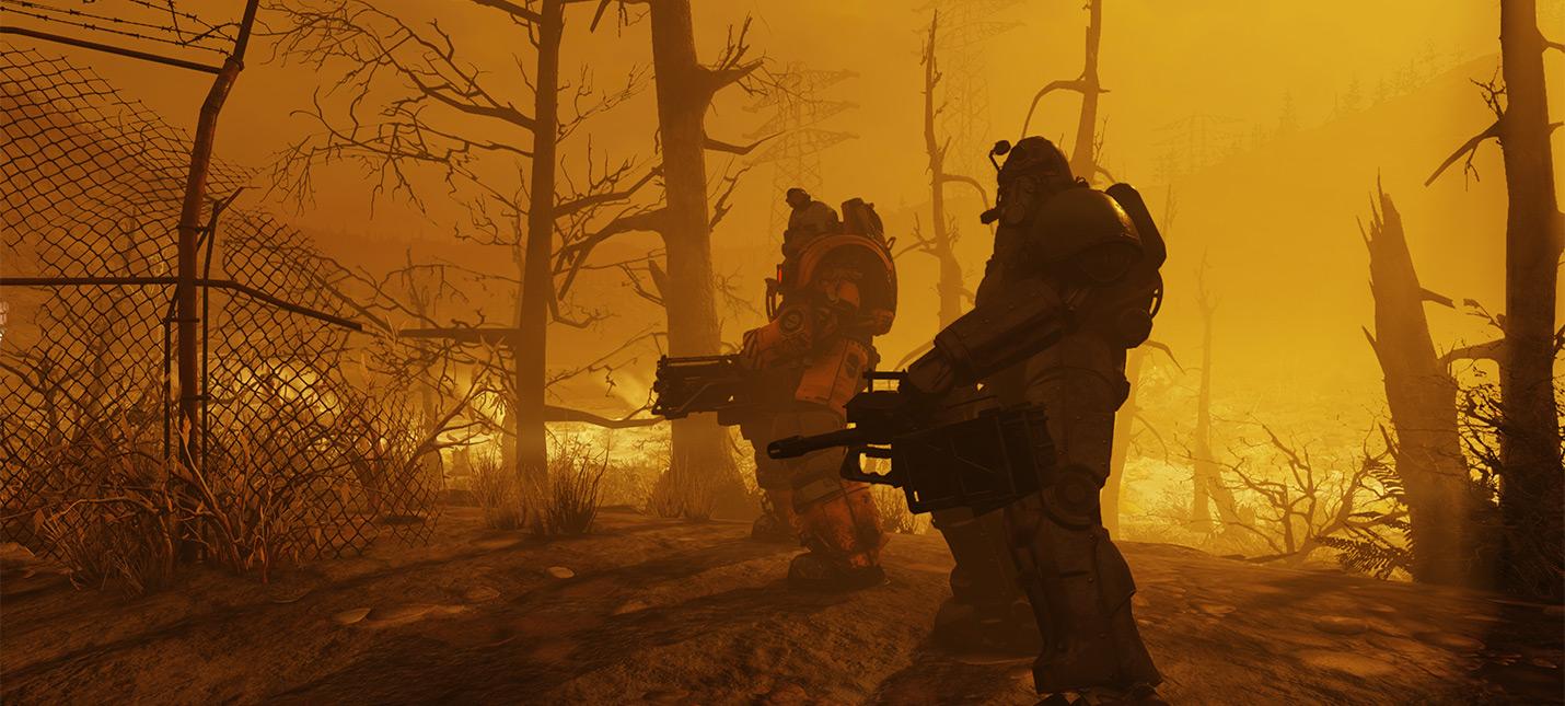 Bethesda ограничила частоту кадров и угол обзора в бете Fallout 76