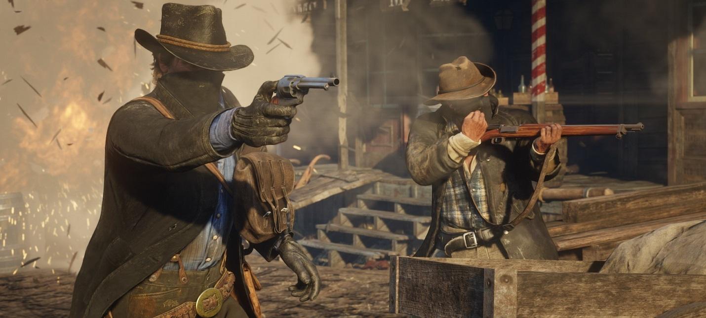 Как увеличить здоровье в Red Dead Redemption 2