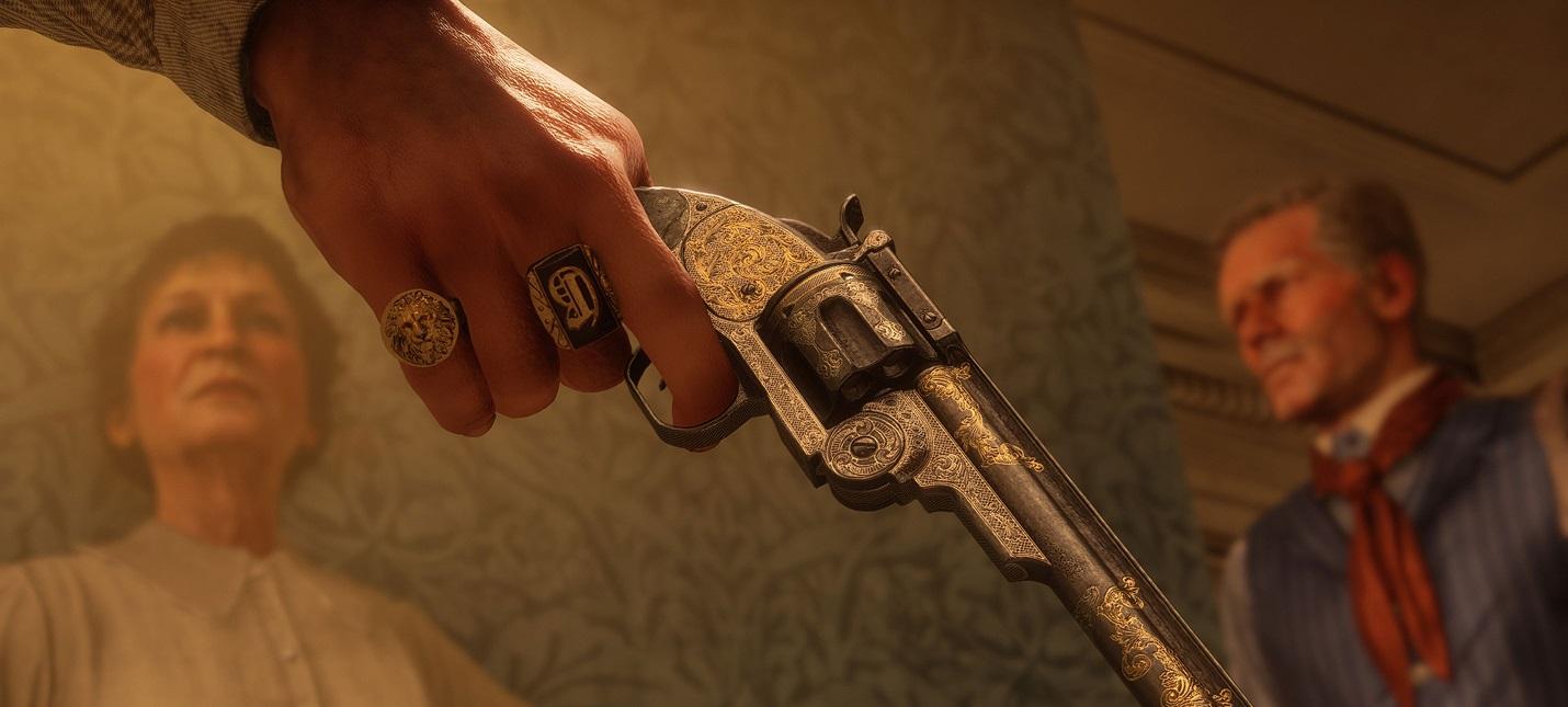 Take-Two за восемь дней отгрузила 17 миллионов копий Red Dead Redemption 2