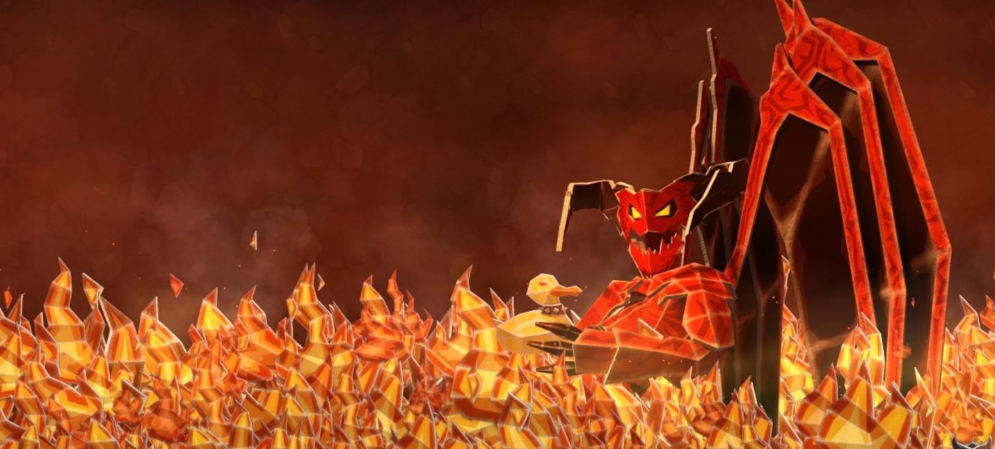 Картонная RPG Book of Demons покинет ранний доступ Steam в декабре